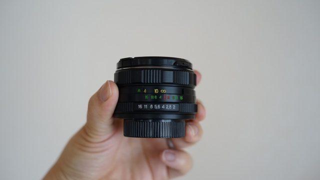 HELIOS-44 レンズ